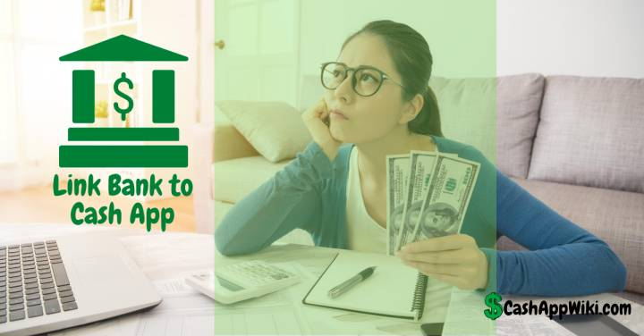 Link Bank Account to Cash App