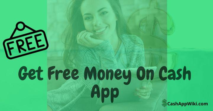 free money on cash app