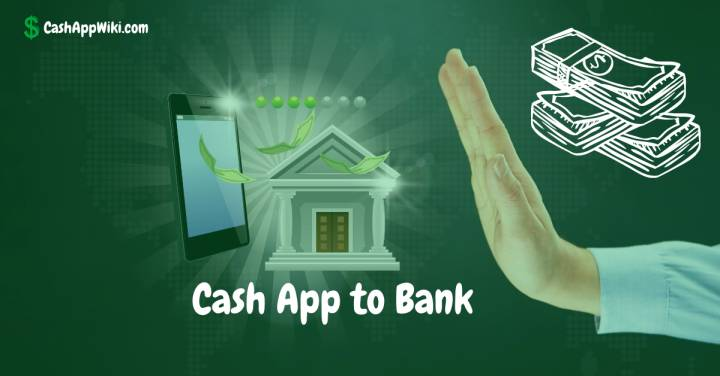 transfer money from Cash App to Bank